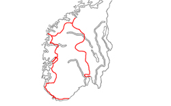 Norsk - A motorcycle journey to the Norwegian Fjords